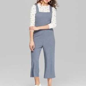 MOVING SALE! NWT Wild Fable ribbed jumpsuit